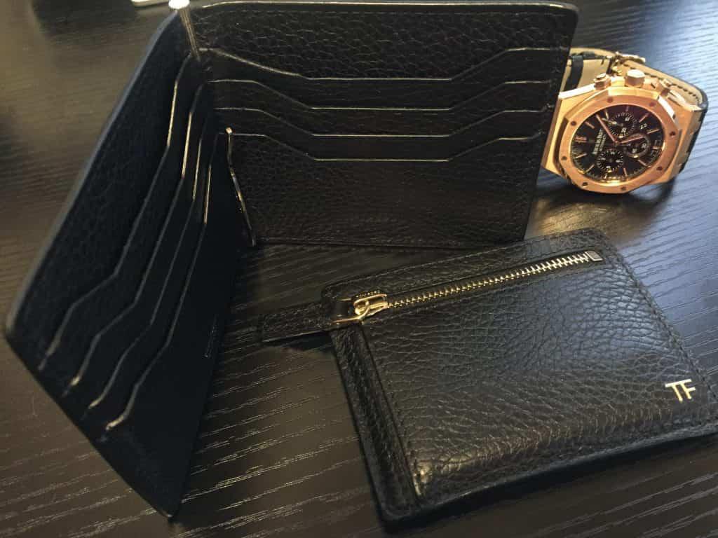 TOMFORD- wallet