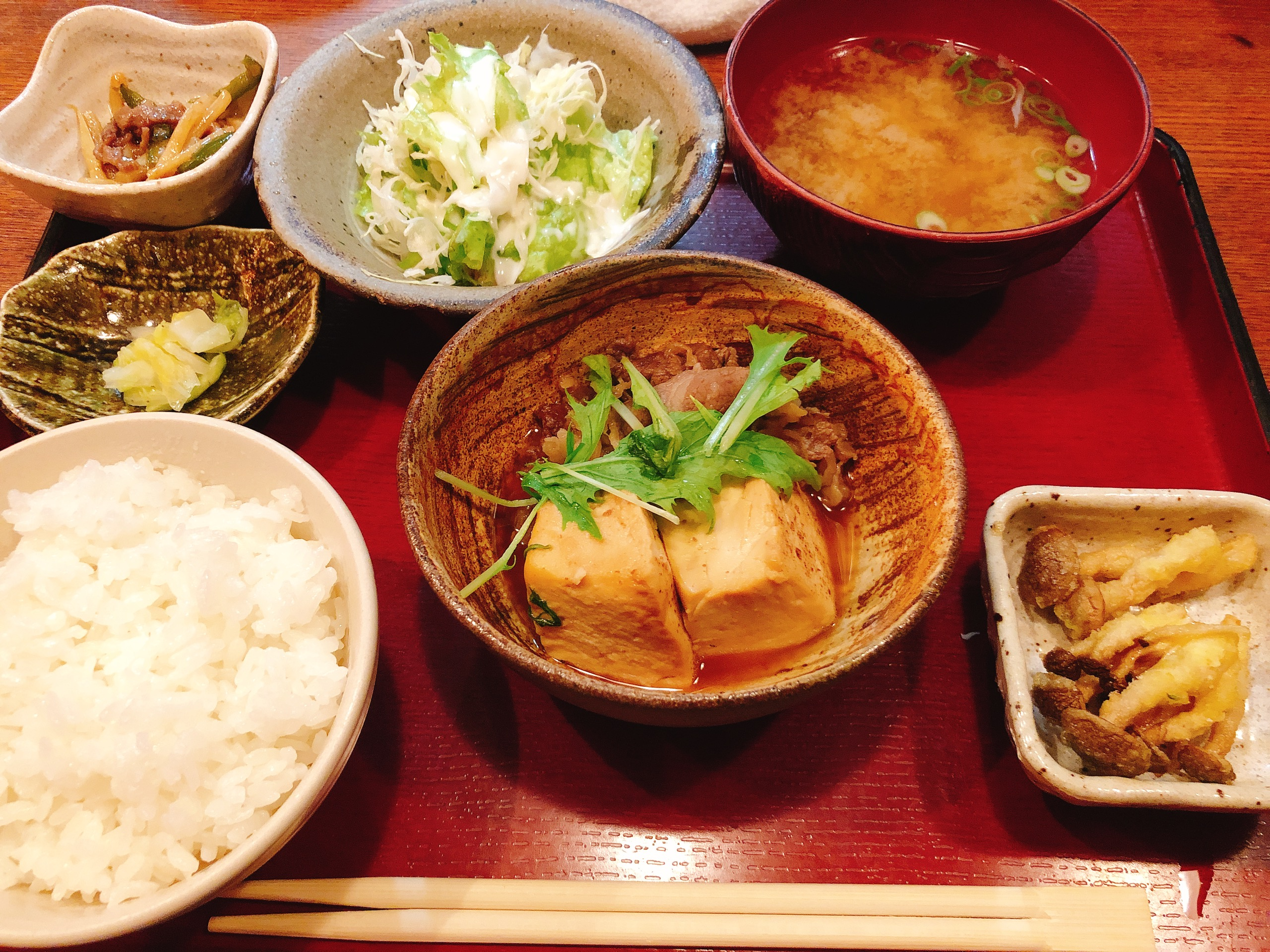 新大阪昼飯