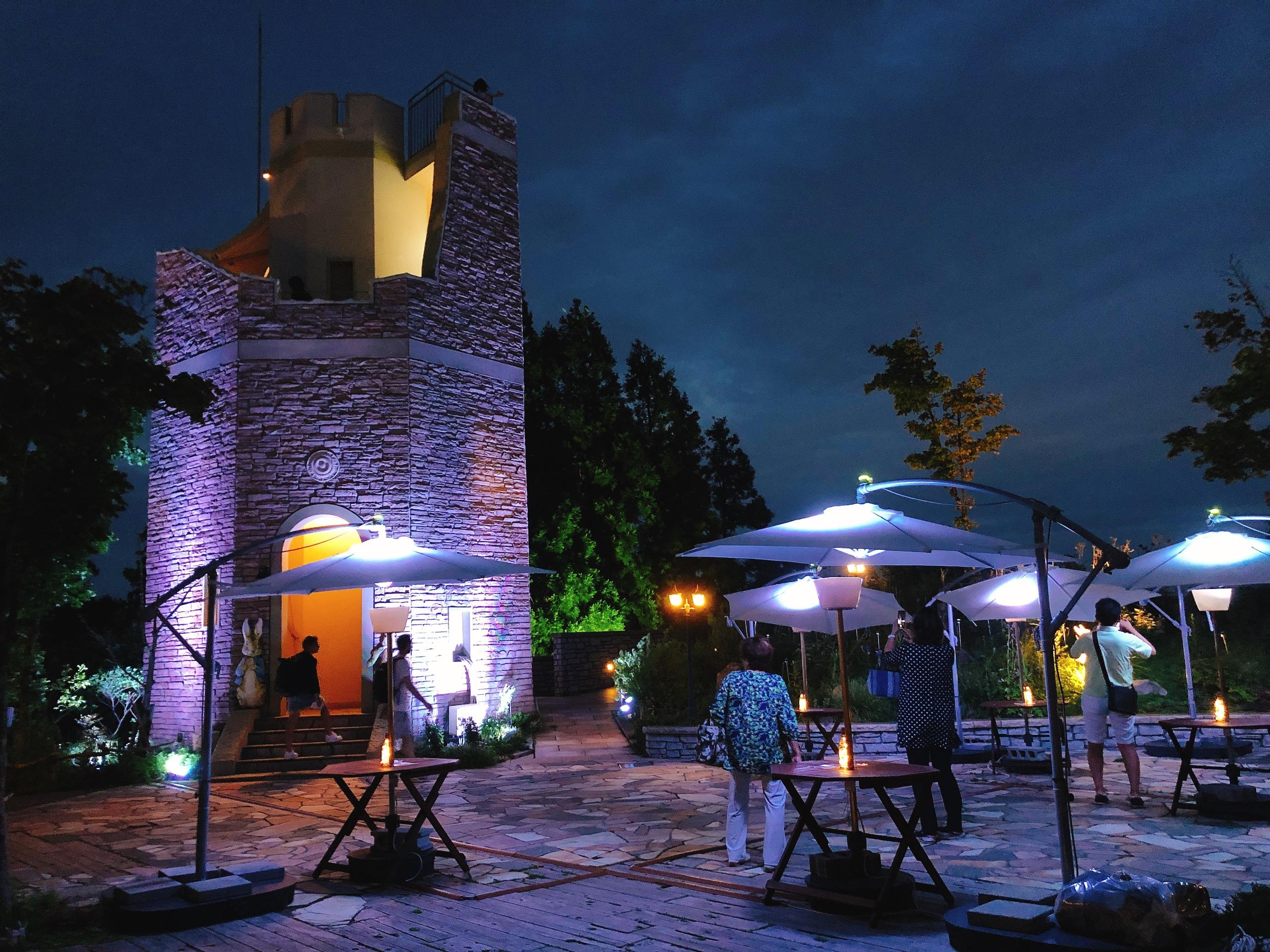 六甲山夜景2