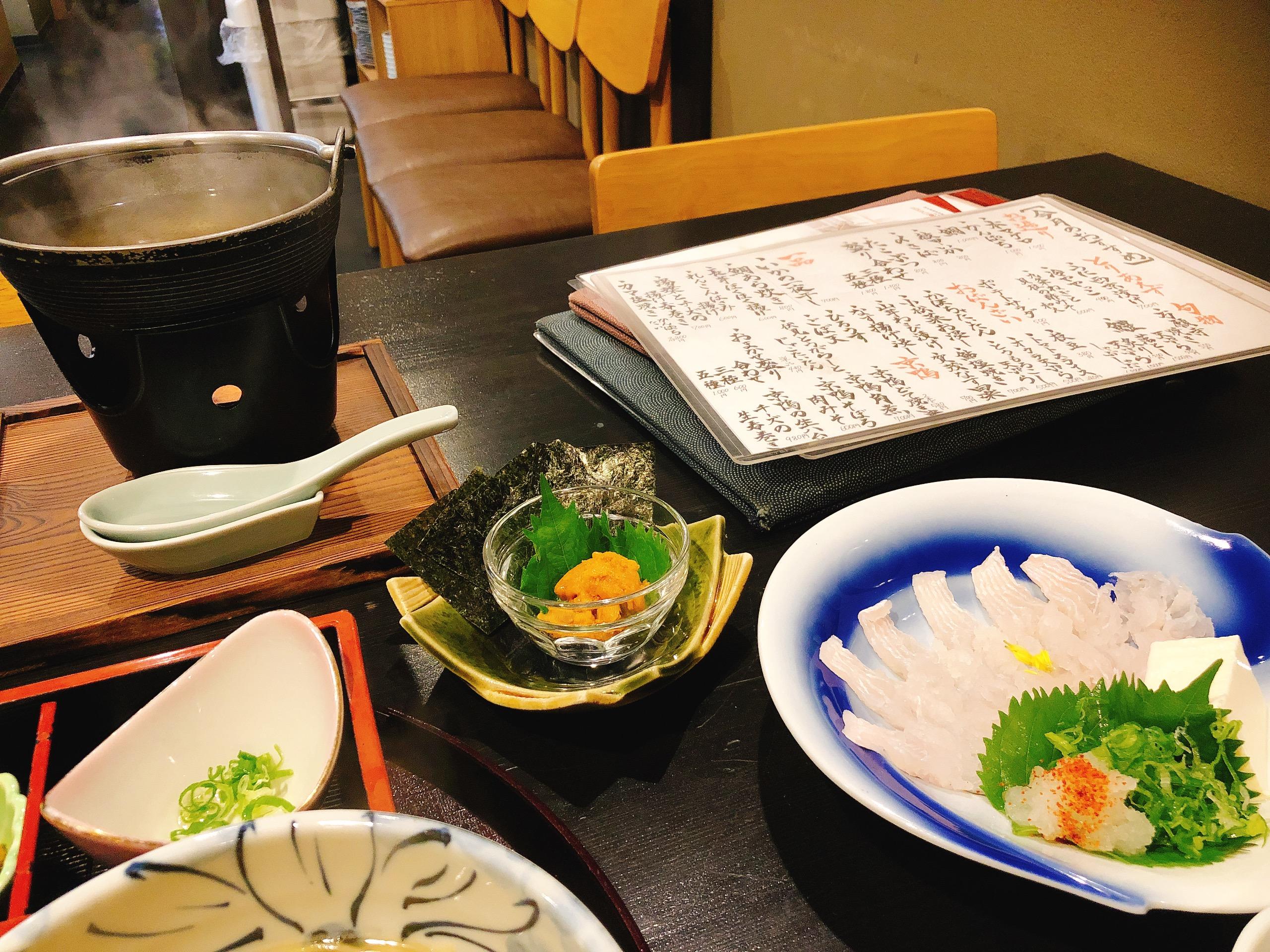 恋達京都滞在昼飯2