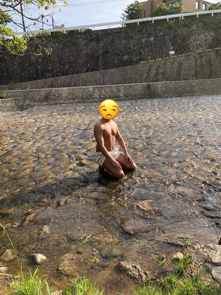 岡本川遊び2