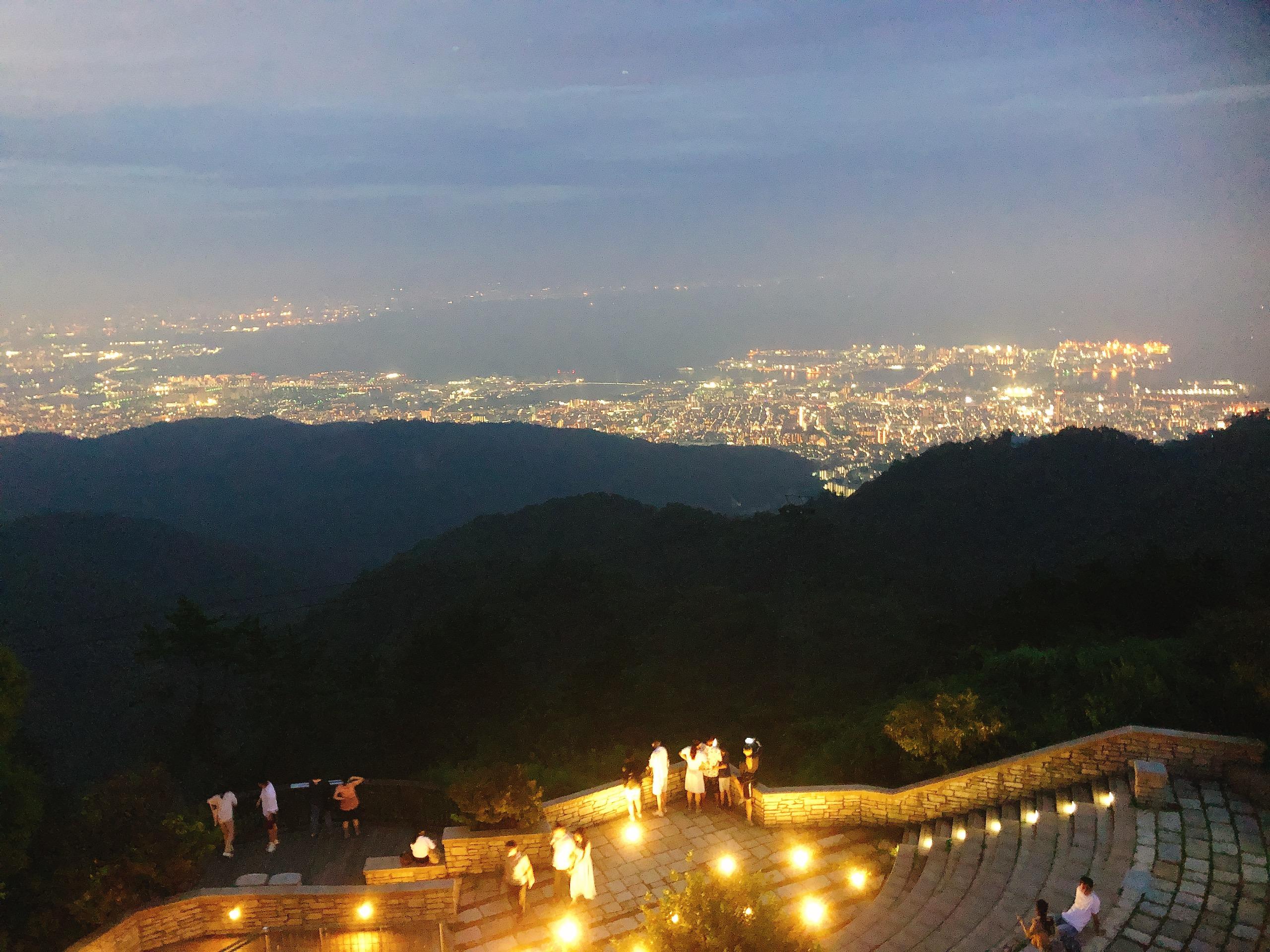 六甲山夜景3