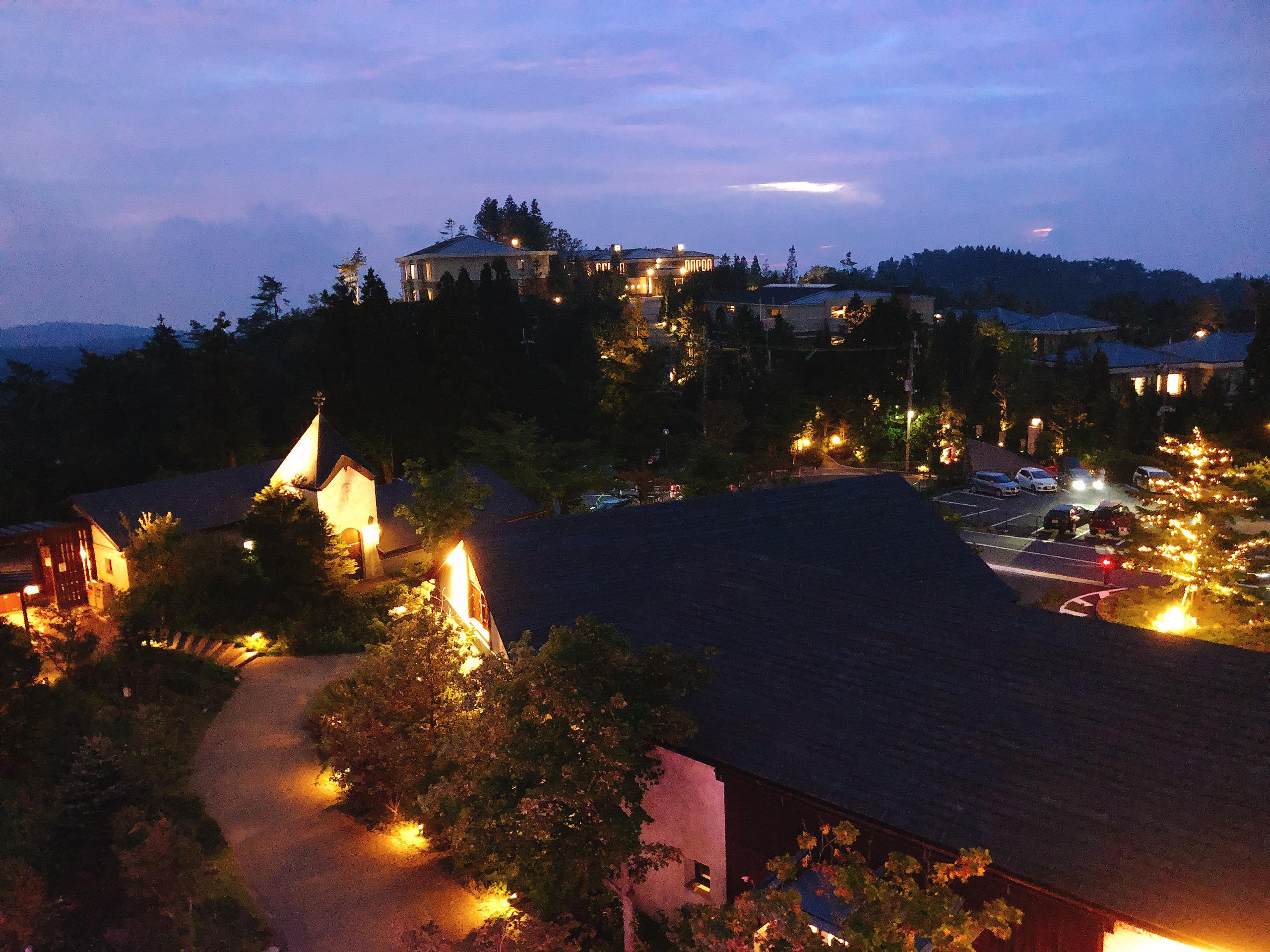 六甲山夜景4