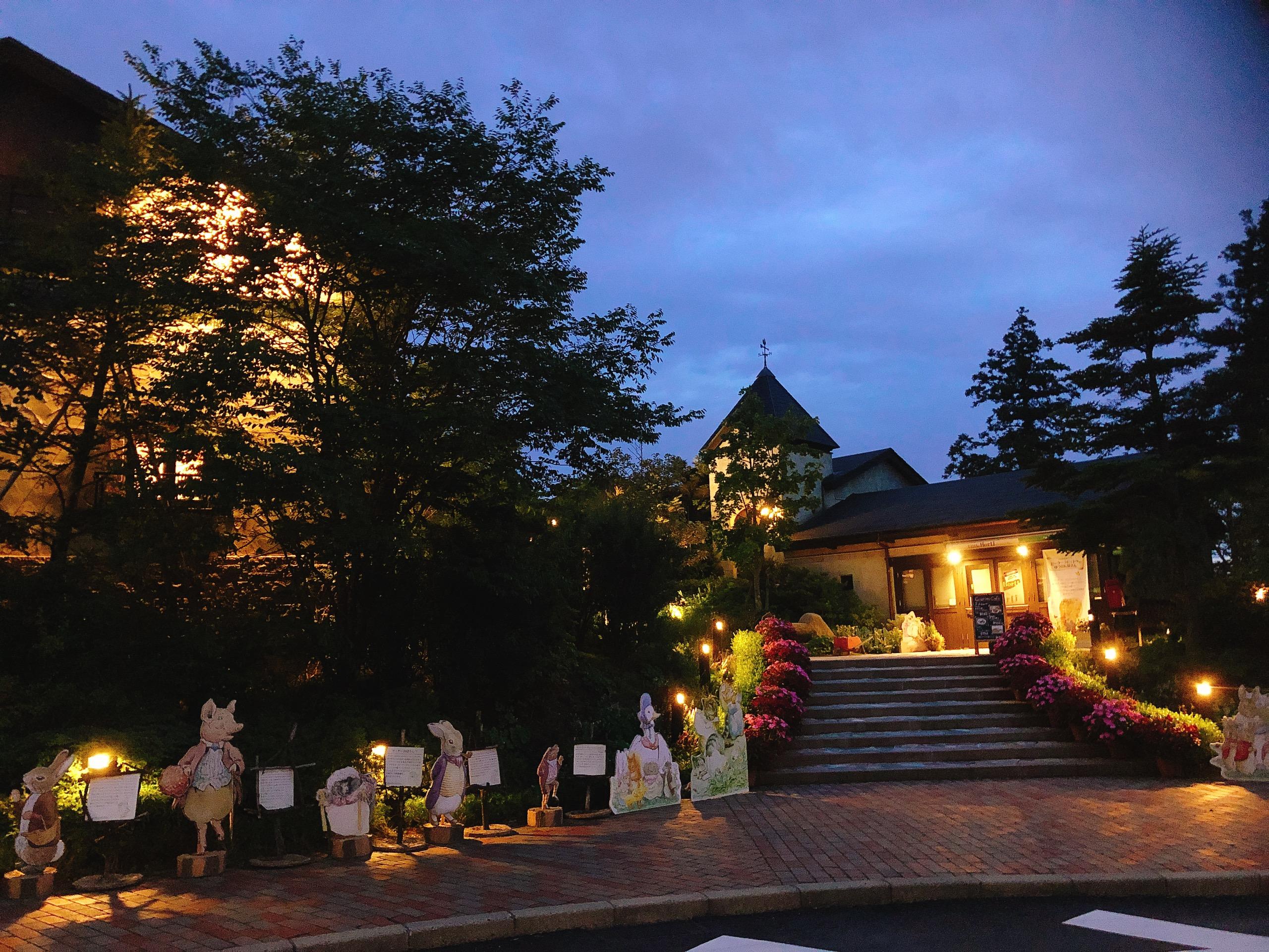 六甲山夜景