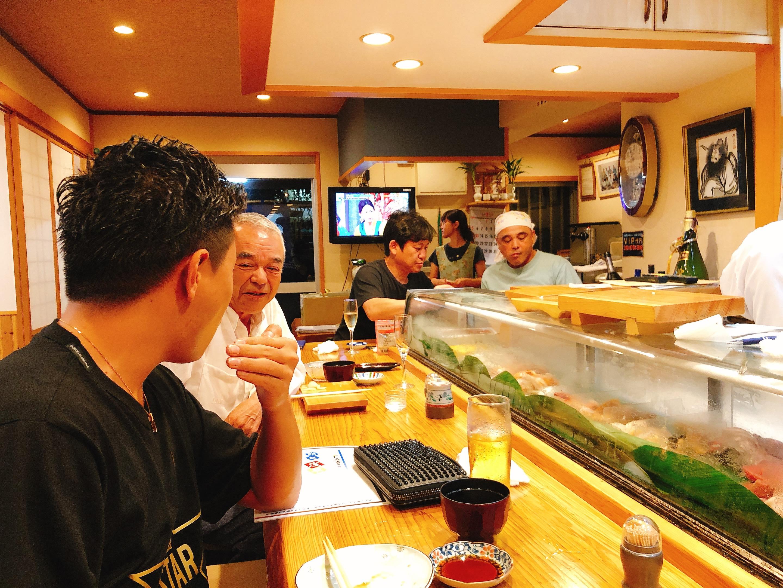恋達宮古島寿司屋