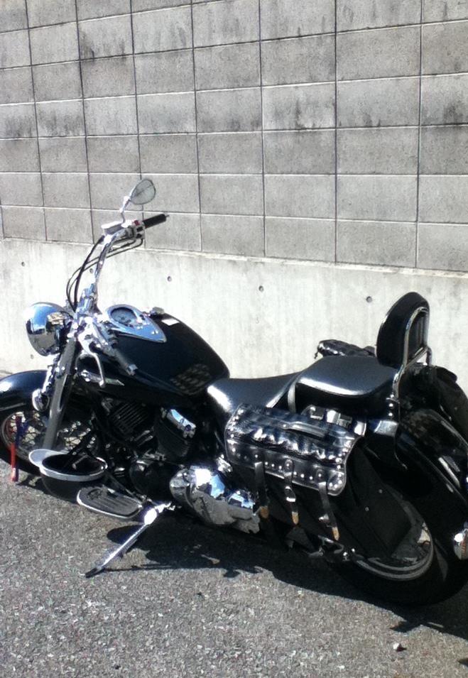 恋達バイク