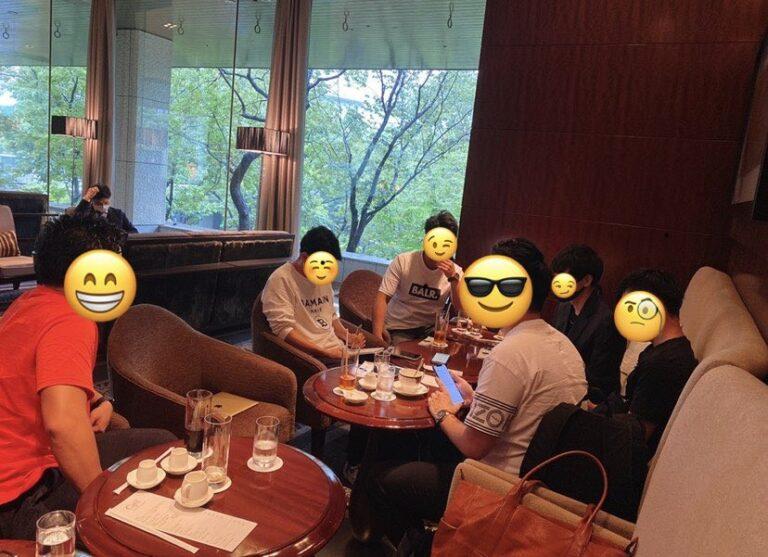 マッチングアプリ攻略会