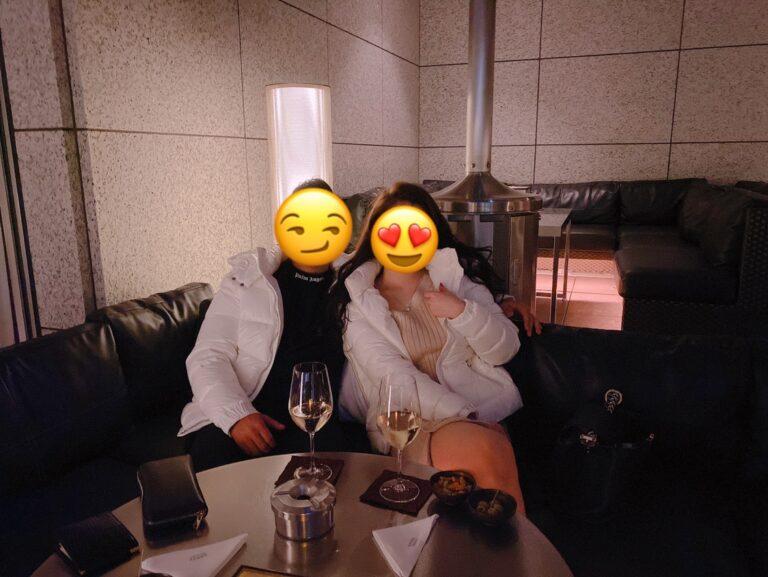 恋達、AV女優とデート
