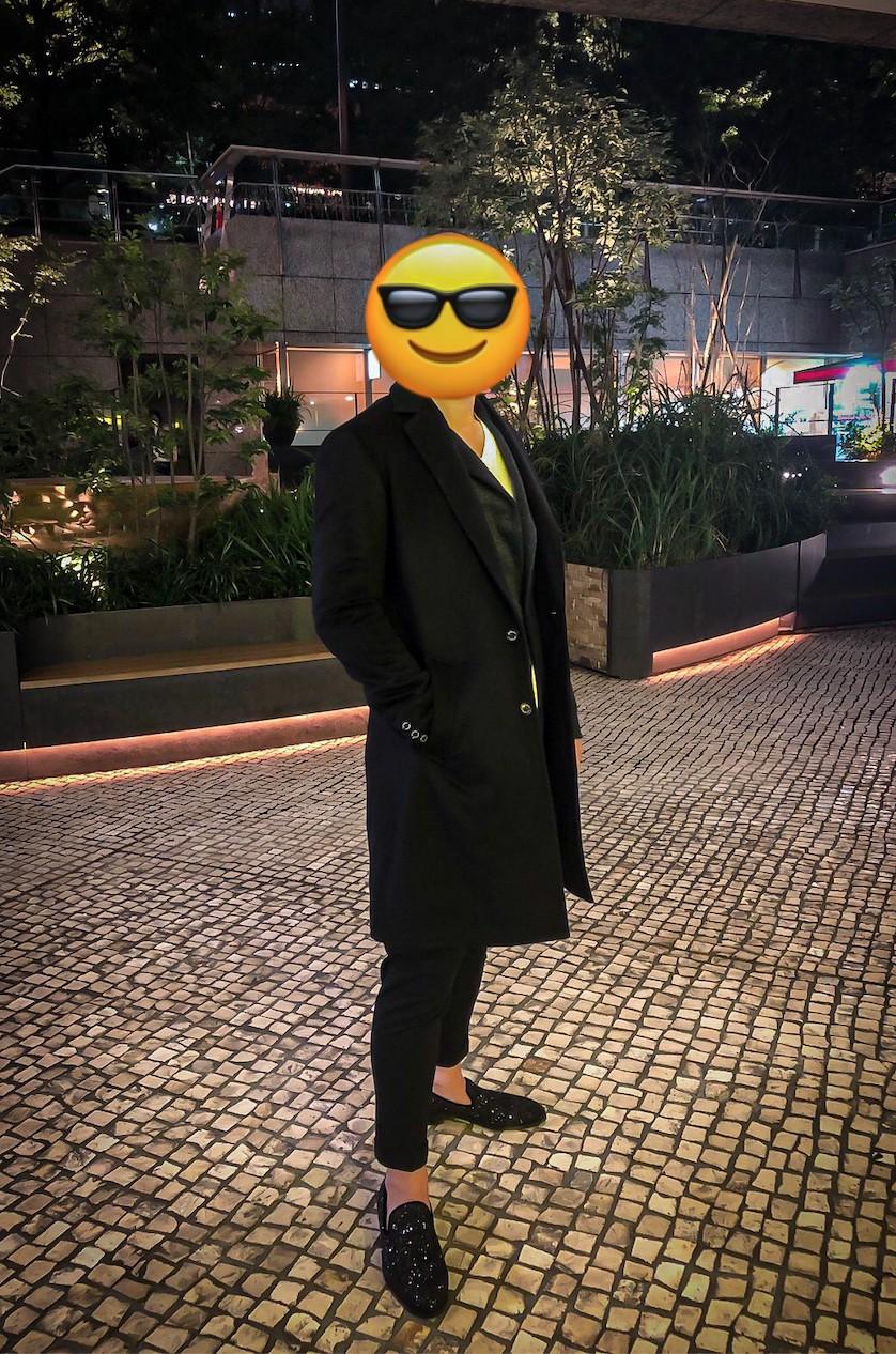 恋達ファッションコンサル紳士